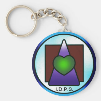 Institute of Divine Philosophical Science Keychain