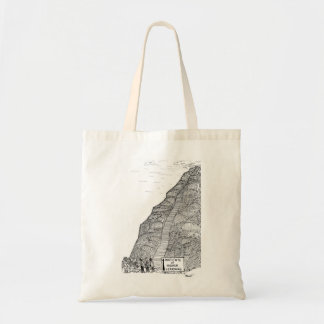 Institute of higher learning bookbag tote bag