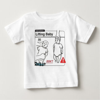 instructions baby T-Shirt