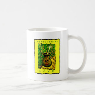 Instrumental Love Design #1 Coffee Mug