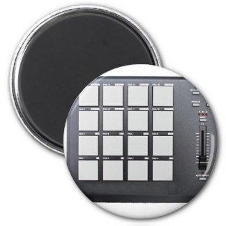 Instrumentals MPC 2 Inch Round Magnet