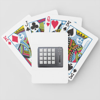 Instrumentals MPC Bicycle Playing Cards