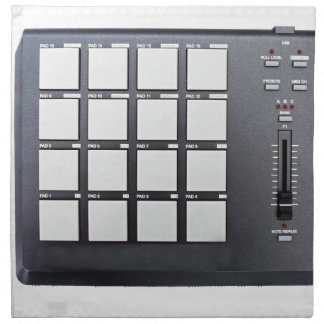Instrumentals MPC Cloth Napkin