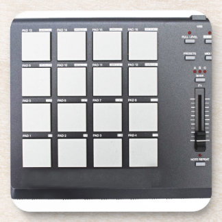 Instrumentals MPC Coaster
