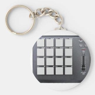 Instrumentals MPC Keychain