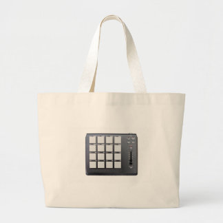 Instrumentals MPC Large Tote Bag