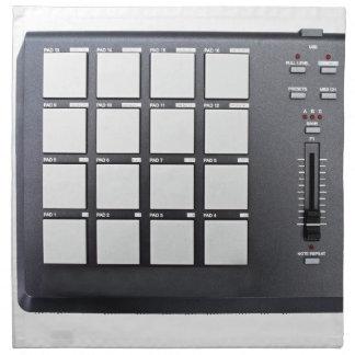 Instrumentals MPC Napkin