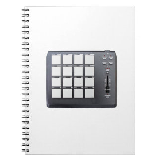 Instrumentals MPC Notebook