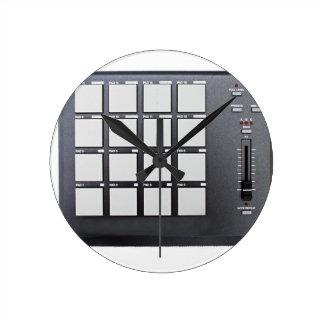 Instrumentals MPC Round Clock