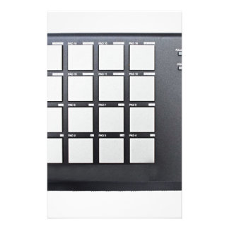 Instrumentals MPC Stationery