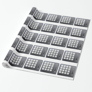 Instrumentals MPC Wrapping Paper