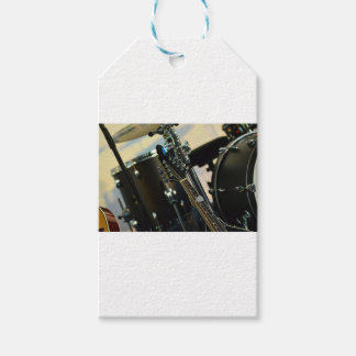 Instruments Music Drums Guitar Musical Instrument Gift Tags