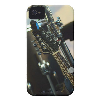 Instruments Music Drums Guitar Musical Instrument iPhone 4 Case-Mate Cases