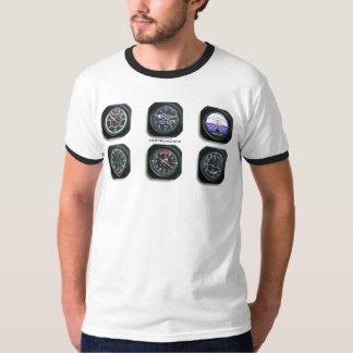 Instruments t-shirt - Sea 2010