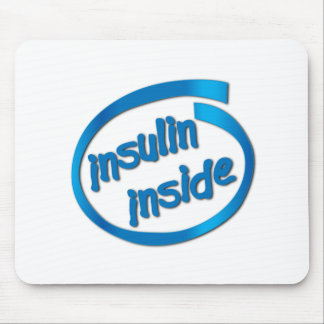 Insulin Inside Mouse Pad