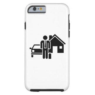 Insurance broker tough iPhone 6 case
