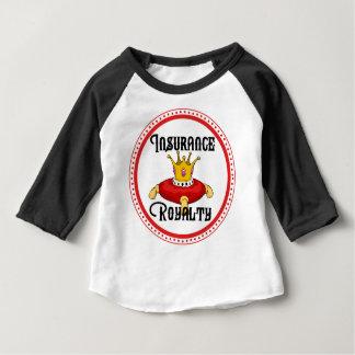 Insurance Royalty Baby T-Shirt