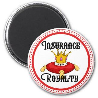 Insurance Royalty Magnet