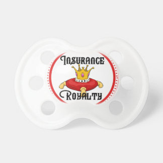 Insurance Royalty Pacifier