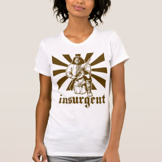 Insurgent T-shirt - Customized