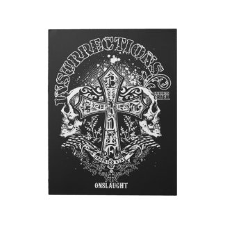 Insurrections Notepad