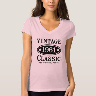 intage Classic 1961 Clothing T-Shirt