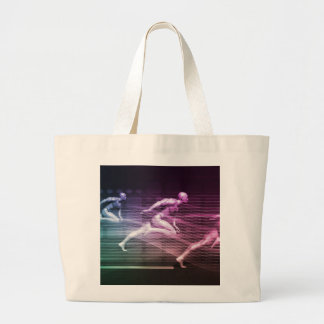 Integrated Solutions and High Performance Speed Large Tote Bag