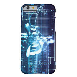 Integrated Technologies on a Global Level Concept Barely There iPhone 6 Case