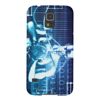Integrated Technologies on a Global Level Concept Galaxy S5 Case