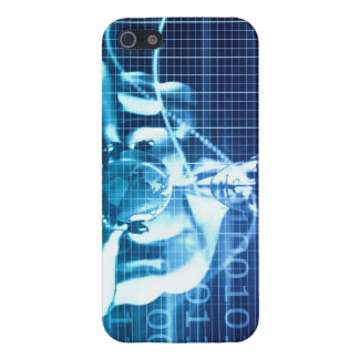 Integrated Technologies on a Global Level Concept iPhone 5/5S Covers