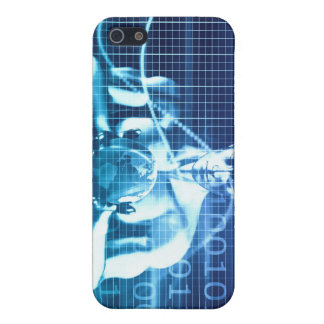 Integrated Technologies on a Global Level Concept iPhone 5 Covers