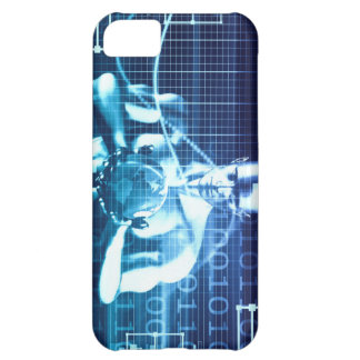 Integrated Technologies on a Global Level Concept iPhone 5C Case