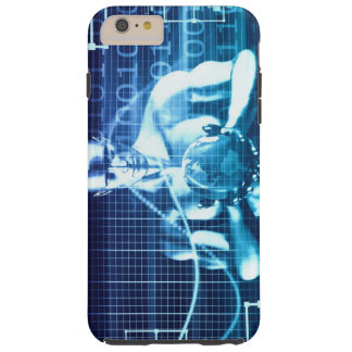 Integrated Technologies on a Global Level Concept Tough iPhone 6 Plus Case