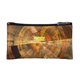 Integrity Abstract Art Cosmetic Bags