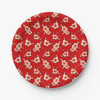 Intellectual Adorable Spiritual Adventure 7 Inch Paper Plate