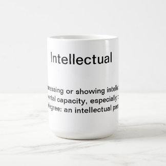 Intellectual Coffee Mug
