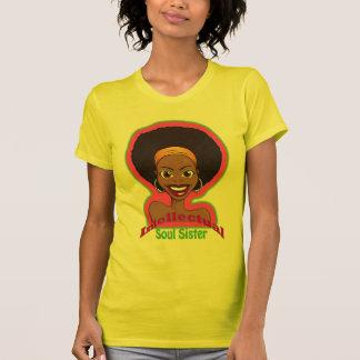 Intellectual Sister T Shirt Yellow