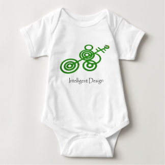 Intelligent design baby bodysuit