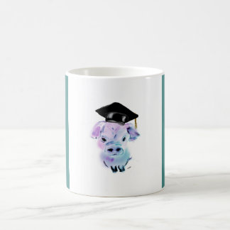 Intelligent Pig Mug