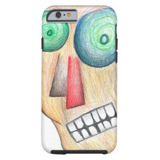 Intense Face Tough iPhone 6 Case