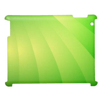 Intense Green Case Savvy Matte iPad Case