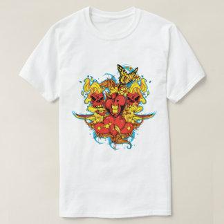 Intense Hearts Men's T-Shirt