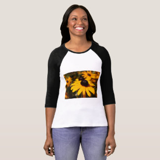Intense Yellow Flower - Women's Shirt