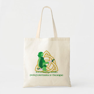 Intensely Irish Budget Tote Budget Tote Bag