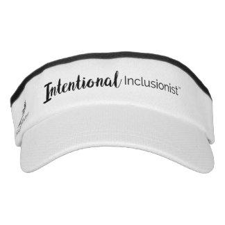Intentional Inclusionist Visor