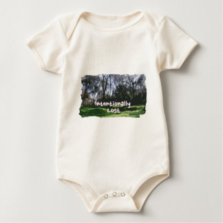 Intentionally Lost Baby Bodysuit