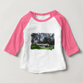 Intentionally Lost Baby T-Shirt