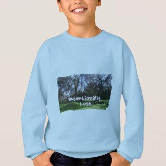 Intentionally Lost Sweatshirt