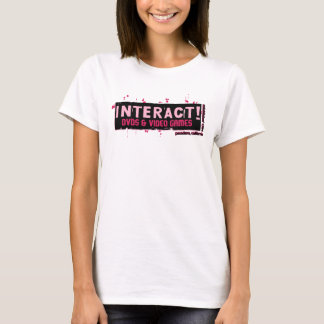 Interact! Pink Rasberry T-Shirt