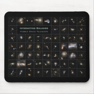 Interacting Galaxies (59) Mouse Pad